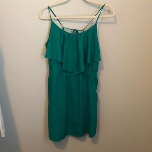 American Eagle Green Dress